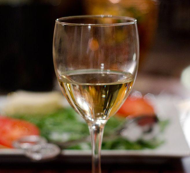 witte wijn koken